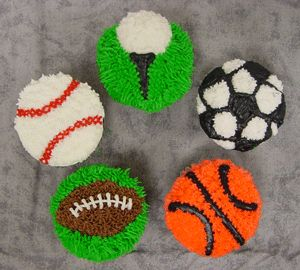 great idea for sports theme party