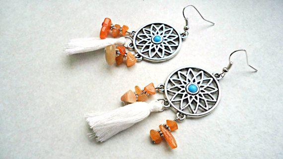 Boucles d'oreilles chandeliers Boucles d'oreilles