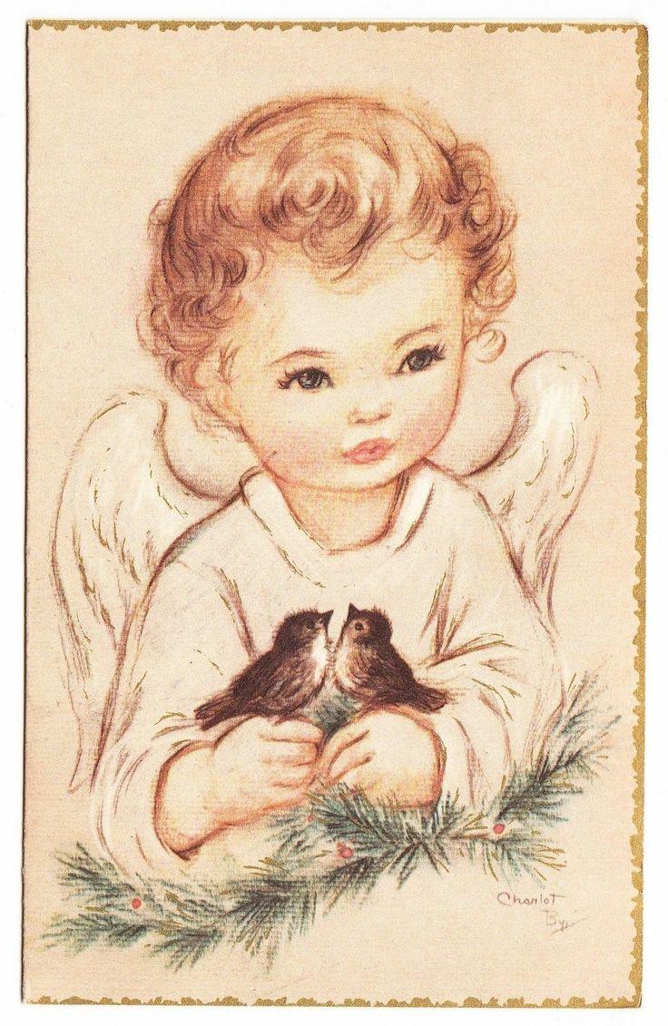 Merry Christmas angel