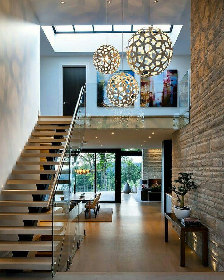 Modern homes..High seiling