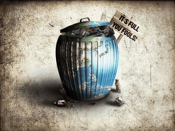 great anti-global warming artworks