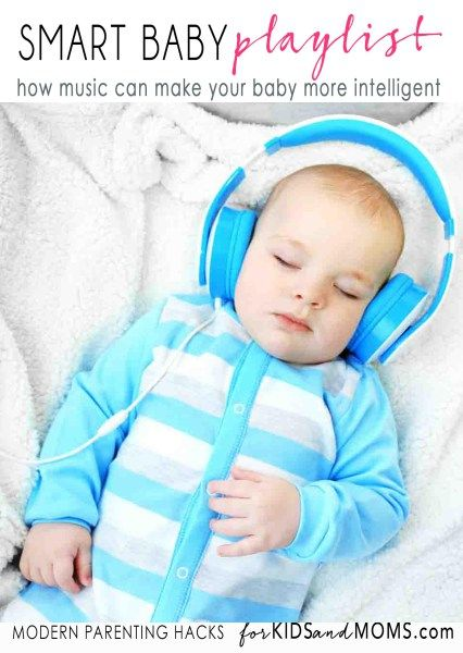 Baby Mozart - How Classical Music Makes Babies Smarter  and Can Increase Intelligence in Your Child  via @forkidsandmoms