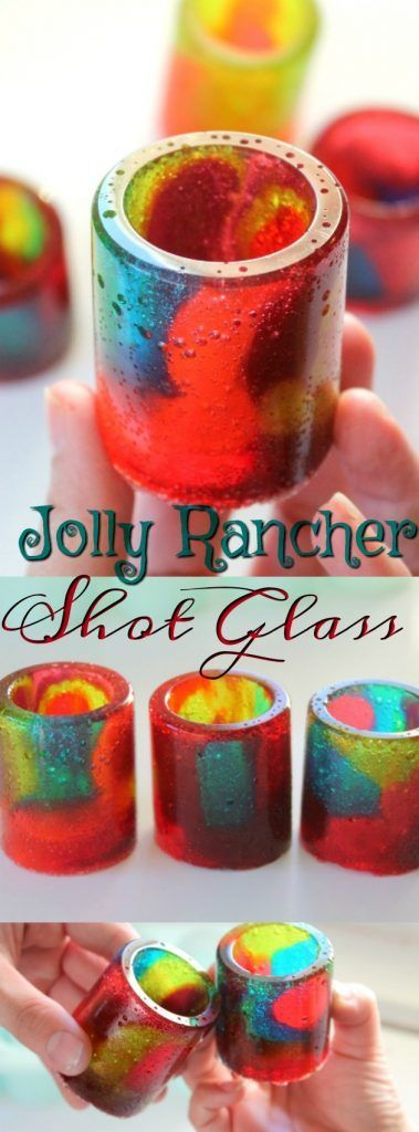 How To Make Jolly Rancher Shot Glass