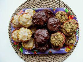 eklektická: Muffiny na tři způsoby