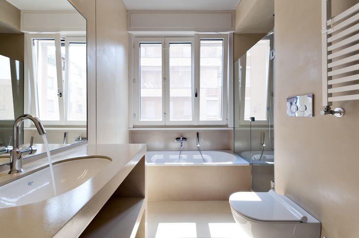 bagno, bath room, resin, resina,