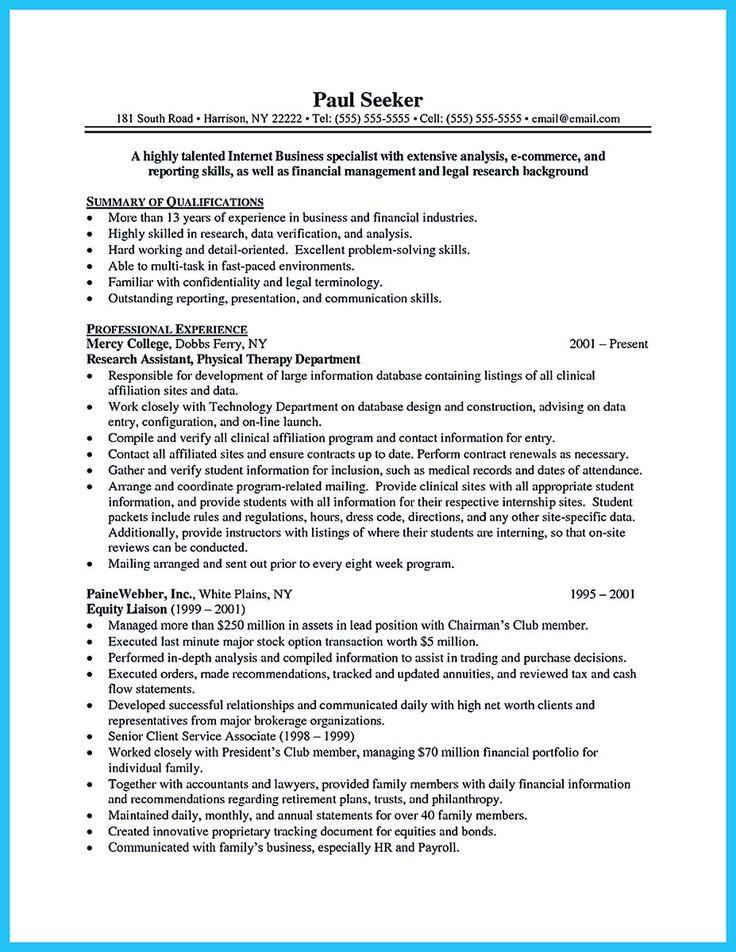 csr resume example 1