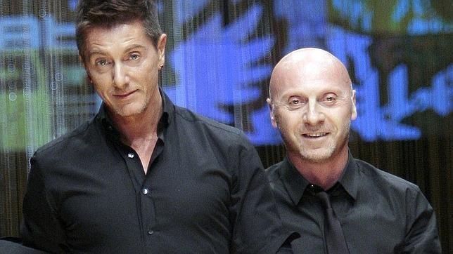 La pareja homosexual más famosa de la moda italiana hace una defensa apasionada de la familia tradicional