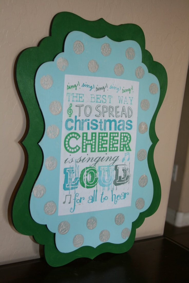 Christmas Craft Using FREE Elf Quote Printable