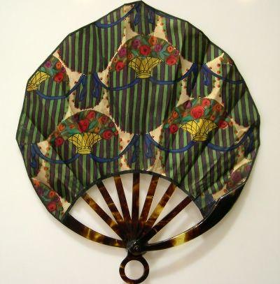 Paquin Fan - 1920's