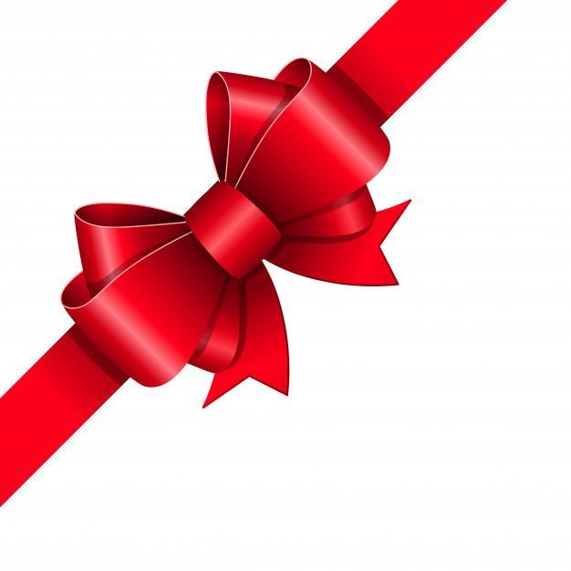 Gifted Liquor And Pork What To Do Bow Vector Ribbon Bows Red Ribbon