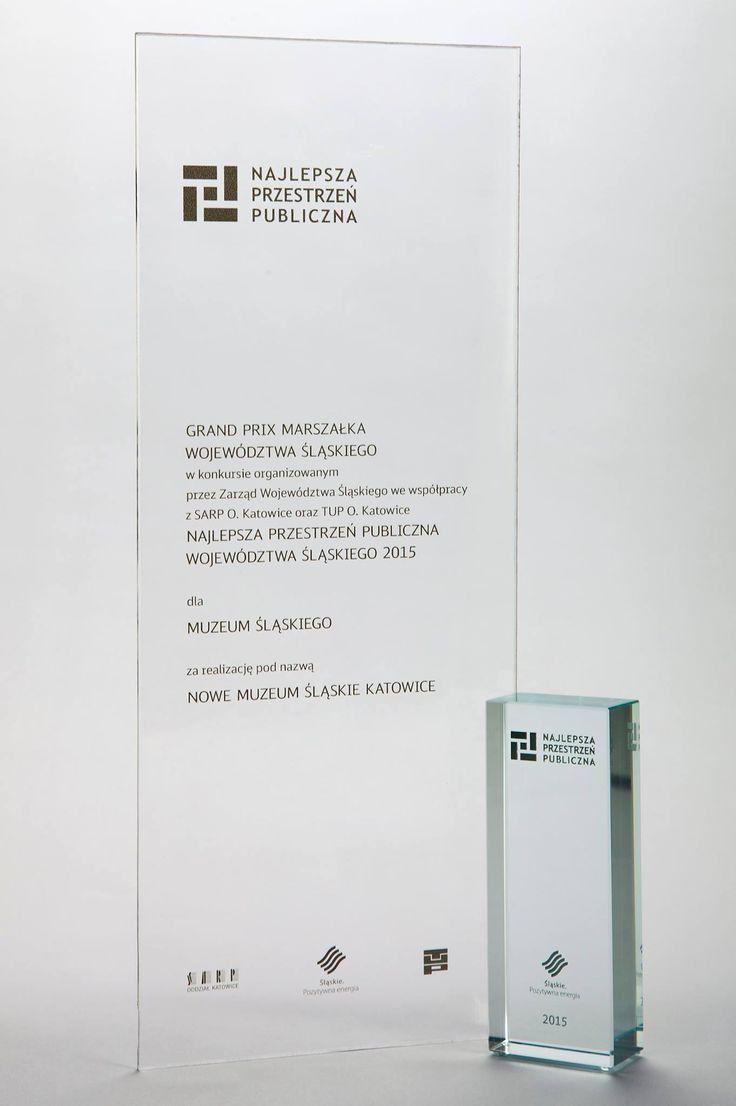 Najlepsza Przestrzeń Publiczna Województwa Śląskiego jest nasza! Gratulujemy wszystkim zwycięzcom :)