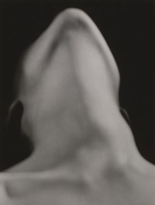 Man Ray: Anatomies, 1929. There is a beauty and ugliness in this painting. There's also a rawness and vulnerability of showing the neck. I like to play with the pretty and ugly movement quality.