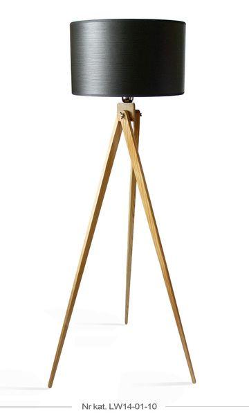 Staffelei- Stehlampe Bodenlampe LW14-01-10 von LIGHTWOOD auf DaWanda.com
