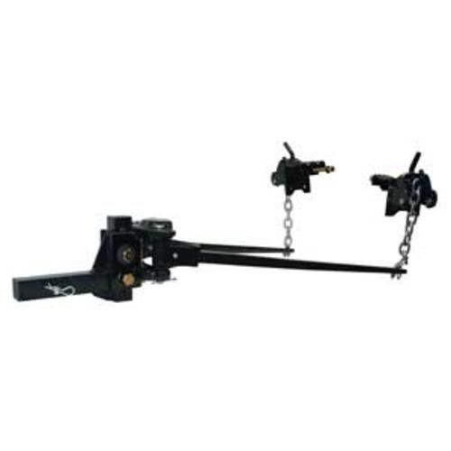 weight distribution hook up brackets Buy curt manufacturing curt 17005 weight distribution bolt-on hookup brackets: receivers  you have to hook up the trailer like normal,.
