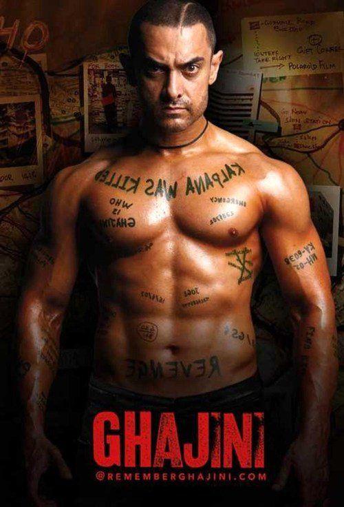 Watch Ghajini (2008) Full Movie Online Free