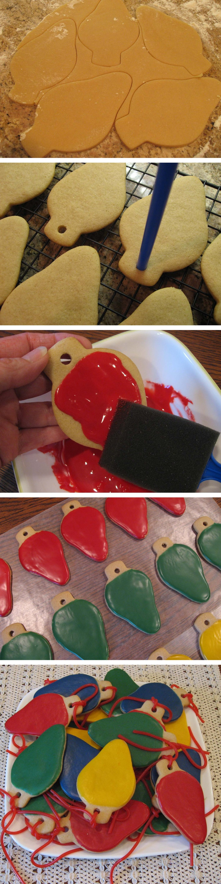 Cookies, Licorice Hole, Christmas Lights, Create Licorice, Lights ...