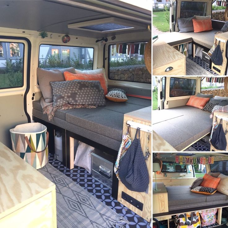 234 best Campingbus images on Pinterest | Caravan, Mobile home and Vans