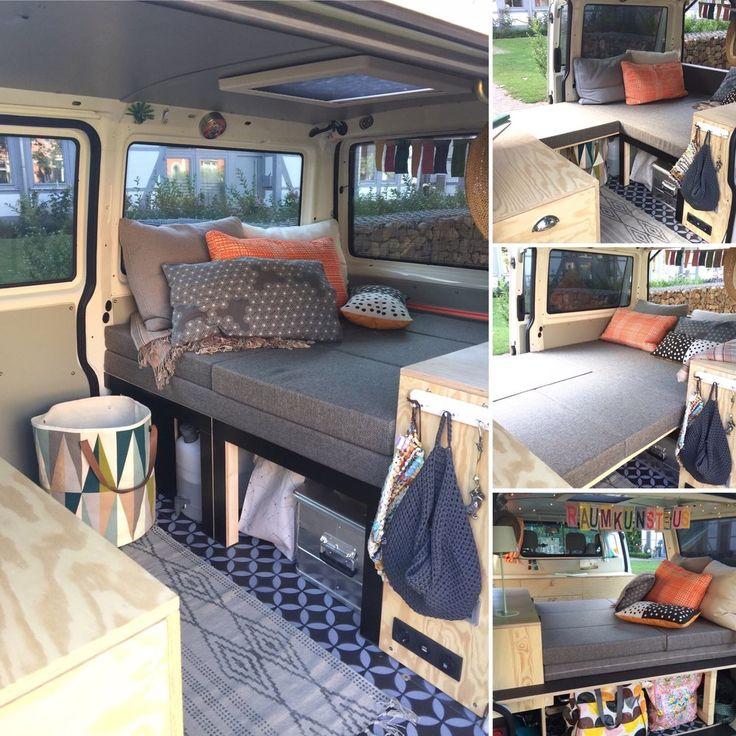die besten 20 wohnmobil umbau ideen auf pinterest. Black Bedroom Furniture Sets. Home Design Ideas