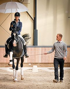 Tristan Tucker: Prepare More, Fight Less--Teaching relaxation under pressure for the sensitive dressage horse.