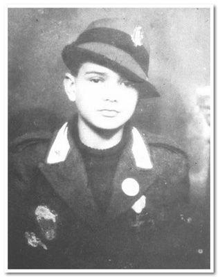 Pier Paolo Pasolini 1932