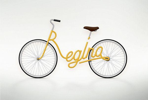 Write a Bike by Juri Zaech, via Behance