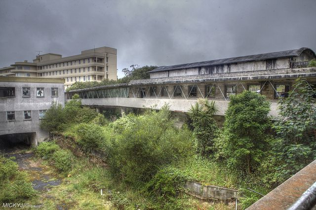 MOUNT Gambier's abandoned and vandalised old hospital site.  I was passing with a coworker and took a few snaps. The Hospital has just sol...