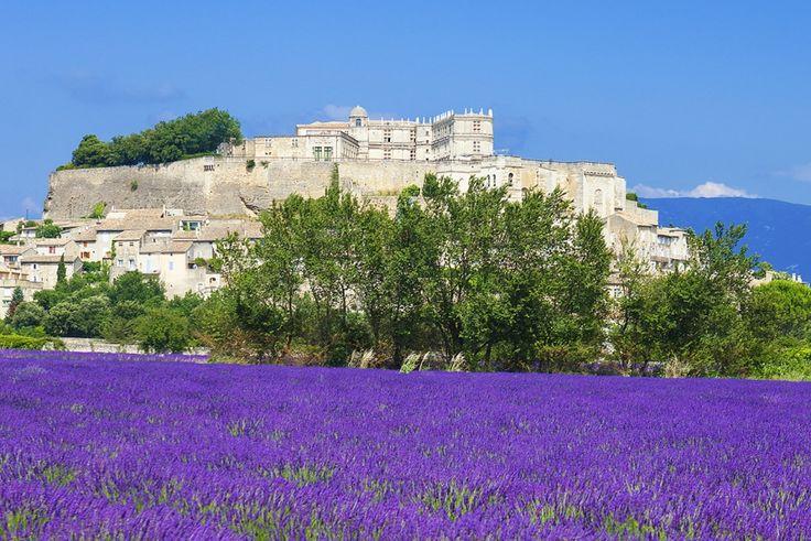 Château de Grignan, un trésor en Drôme provençale