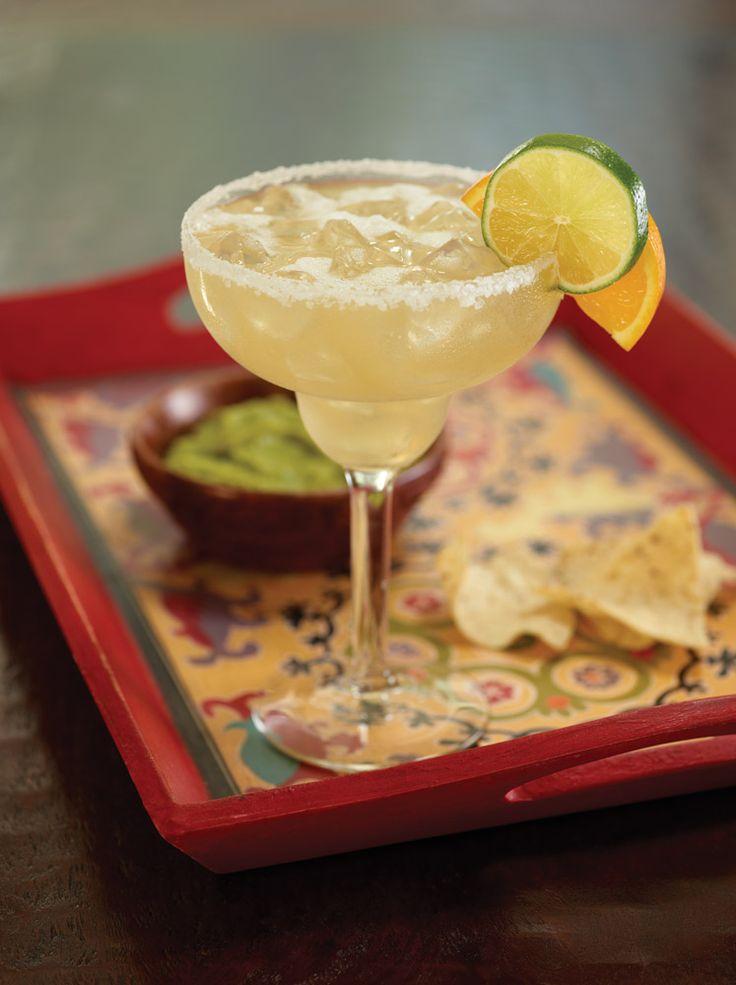 Triple Platinum Margarita