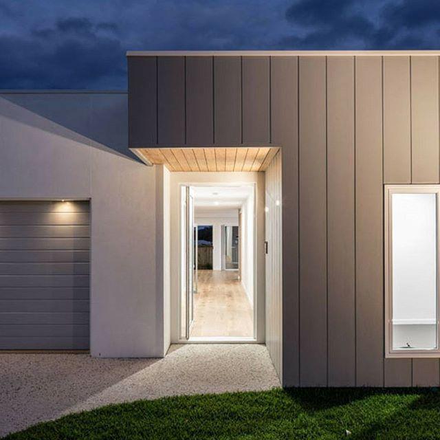 Exterior Cladding Design Ideas: 189 Best Scyon Stria Wall Cladding Images On Pinterest