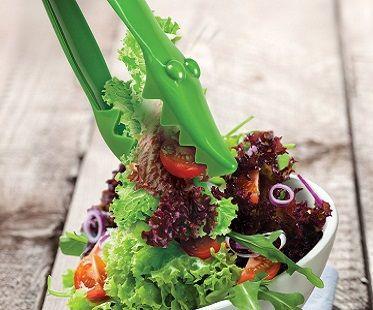 alligator salad tongs