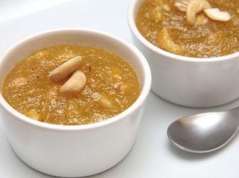 Indiai búzadara puding recept (Rava Kesari): Nagyon édes, nagyon finom, és nagyon különleges! Gyerekeknek, vagy édesszájúaknak ajánlom ezt az indiai különlegességet, eredeti nevén Rava Kesari-t! http://aprosef.hu/indiai_buzadara_puding_recept