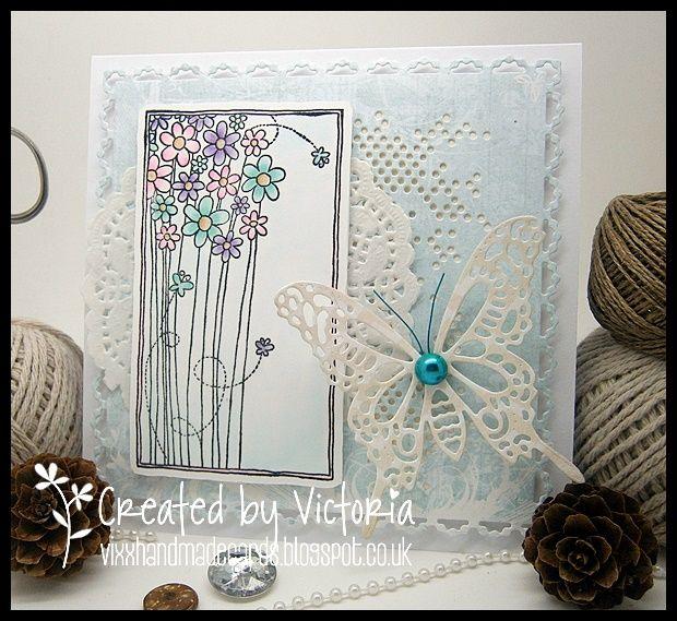LOTV - Daisy Panel by Vicky Bailey