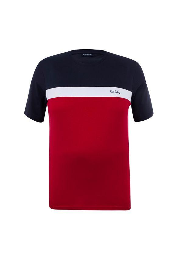 54eff1c90b Camiseta Náutica Colors Plus Size- Pierre Cardin Loja Oficial ...