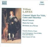 William Lawes: Consort Music for Viols, Lutes & Theorbos [CD]