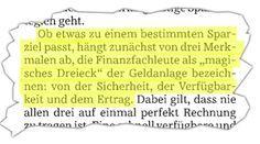 Welche Sparprodukte eignen sich für die private Altersvorsorge und was sollten Verbraucher bedenken, wenn sie Geld für ihr Rentenalter beiseite legen möchten? Ein Beitrag der Süddeutschen Zeitung gibt Rat.