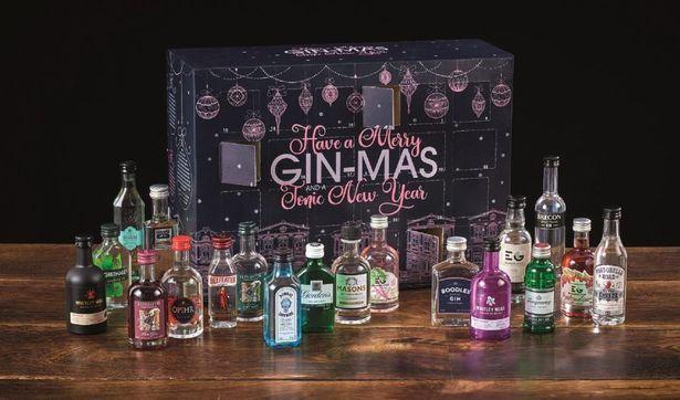 Morrisons has a gin advent calendar this Christmas - Manchester ...