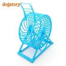 1 Peças/Dogstory Moda 3 Cores Pequeno Animal de Estimação Hamster Brinquedos de Esportes de Corrida Roda de treinamento Interativo Brinquedo Pequeno Animal de Estimação Bonito atacado(China (Mainland))