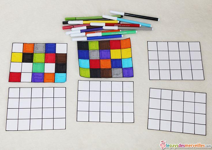 C'est un petit jeu créatif très simple et très rapide à préparer que je vous…