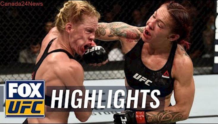Holly Holm vs Cris Cyborg Breakdown | HIGHLIGHTS | UFC 219