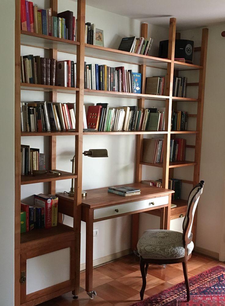 Biblioteca escritorio por Bazar de la Fortuna