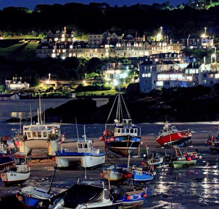 Harbour, St Ives.