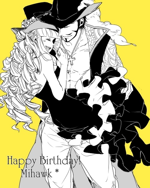 17 Best Images About Mihawk X Perona On Pinterest