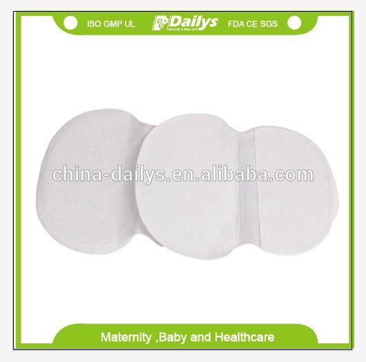 Underarm Absorbing Sweat Deodorant Armpit Pads