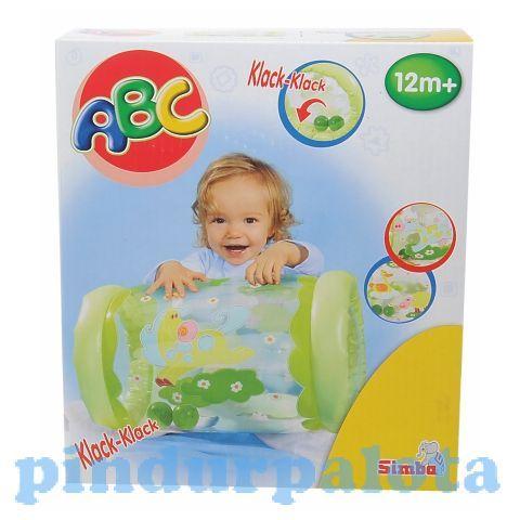 Fejlesztő játékok babáknak - Járássegítő