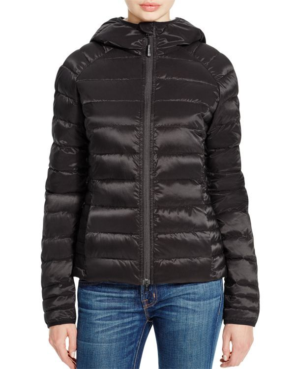 Canada Goose Brookvale Hooded Puffer Jacket