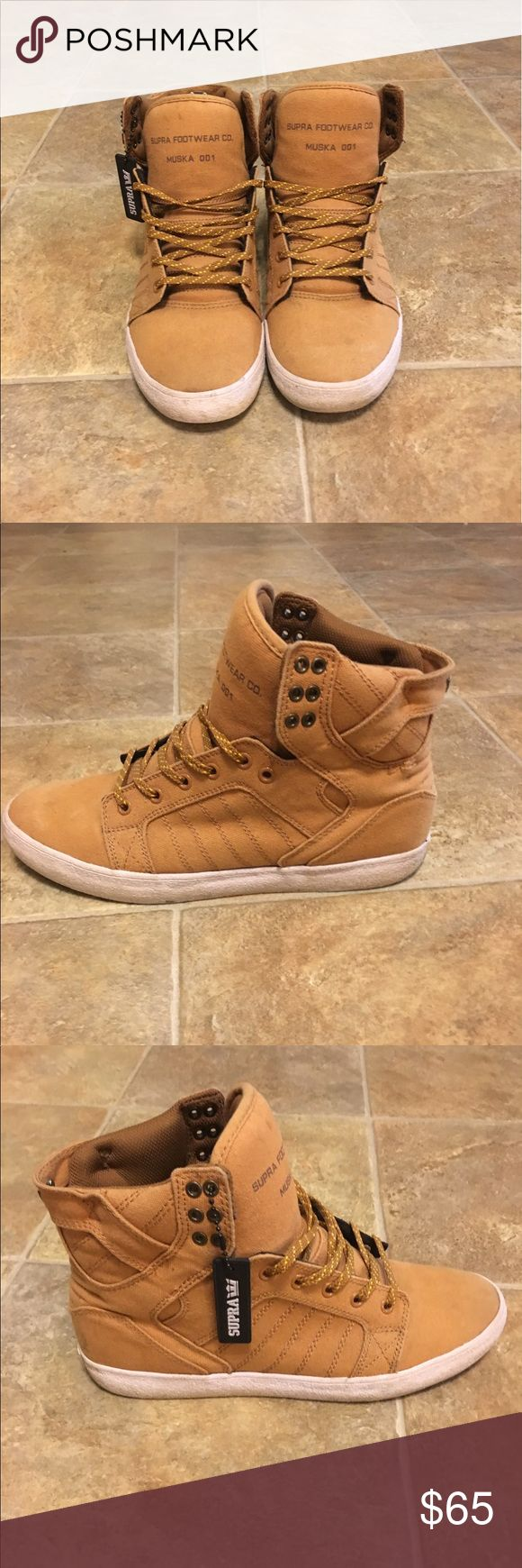 Supra Muska 001 Skytops Decent quality, have been worn. Supra Shoes Sneakers