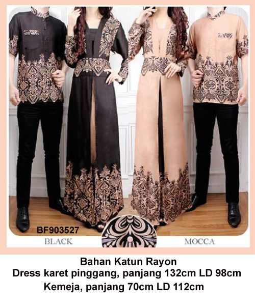 Baju muslim couple 527·Bajugamismu.com·
