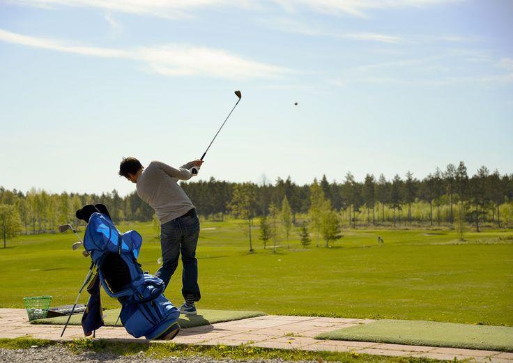 Samuelsdals golfbana i Falun