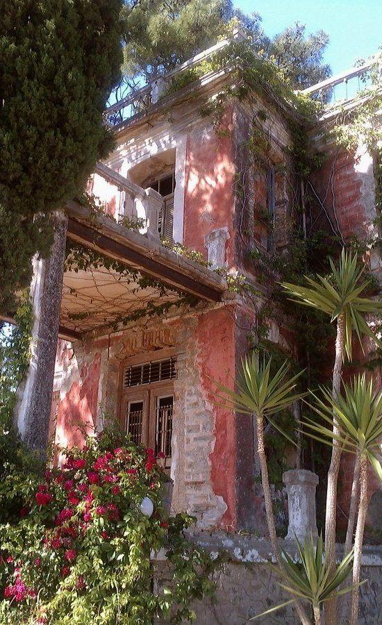 Beautiful Old House.. Samos Island, Greece (by Mieke Sweep on 500px)
