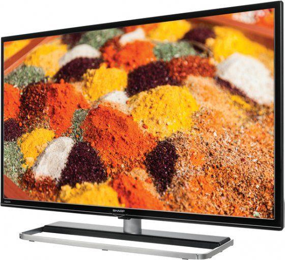 Sharp LC40LE360ENBK FULL HD SMART TV Beépített WiFivel